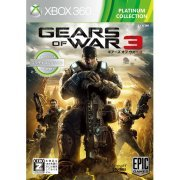 Gears of War 3 (Platinum Collection) [New Price Version] (Japan)