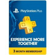 PlayStation Plus 3 Month Membership US (US)