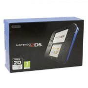 Nintendo 2DS (Blue/Black) (Europe)