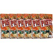 Pretz Tom Yum Kung Flavour - Bread Stick (6 Packs Set) (Thailand Product)