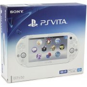 PS Vita PlayStation Vita New Slim Model - PCH-2000 (White) (Japan)