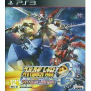 Super Robot Taisen OG Infinite Battle (Asia)