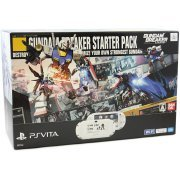 PS Vita PlayStation Vita New Slim Model - PCH-2000 [Gundam Breaker Starter Pack] (Japan)