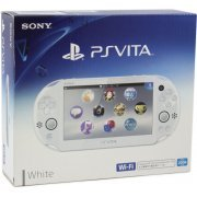 PS Vita PlayStation Vita New Slim Model - PCH-2006 (White) (Asia)