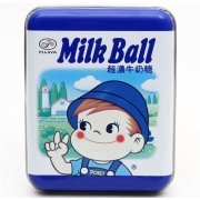 Fujiya Poko Sweet Milk Ball Candy (Hong Kong)