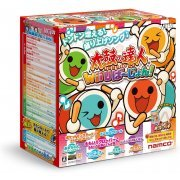 Taiko no Tatsujin: Wii U Version [Bundle Set with Taiko & Bachi] (Japan)