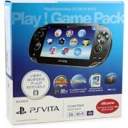 PSVita PlayStation Vita - 3G/Wi-Fi Model [Play! Game Pack] (Japan)
