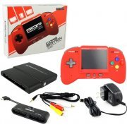 RetroDuo Portable System v2.0 Core Edition (Red) (US)
