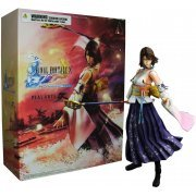 Final Fantasy X HD Remaster Play Arts Kai Non Scale Pre-Painted Action Figure: Yuna (Japan)