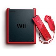 Nintendo Wii Mini (Red) (US)