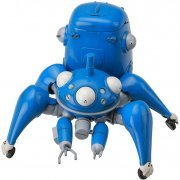 Stand Alone Complex Ghost in the Shell 1/35 Scale Model Kit: Tachikoma with Kusanagi Motoko & Bato (Re-run) (Japan)