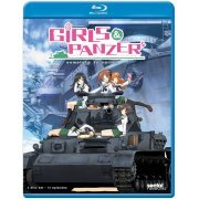Girls und Panzer: Complete TV Series  (US)