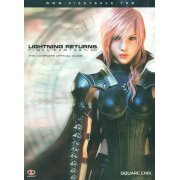 Lightning Returns: Final Fantasy XIII  Guidebook (Softcover) (US)
