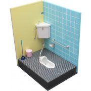 Oretachi No 1/12 Squat Toilet (Japan)