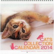 Cats Collection [Calendar 2014] (Japan)