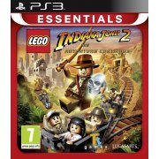 LEGO Indiana Jones 2: The Adventure Continues (Essentials) (Europe)