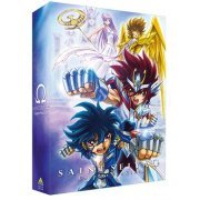 Saint Seiya Omega New Cloth Hen Dvd Box (Japan)