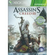 Assassin's Creed III (Platinum Hits) (US)