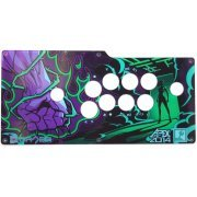 Qanba Real Arcade Fighting Joystick Q4 Replacement Cover (8 buttons) (Apex 2014 x Play-Asia.com Limited Edition) (Asia)