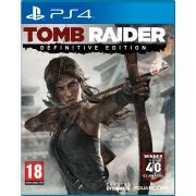 Tomb Raider Definitive Edition (Europe)