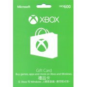 Xbox Gift Card (HKD 600) (Asia)