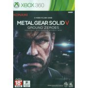 Metal Gear Solid V: Ground Zeroes (English) (Asia)