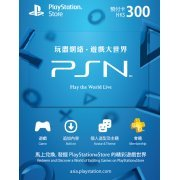 PlayStation Network 300 HKD PSN CARD HK (Hong Kong)