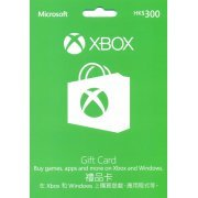 Xbox Gift Card (HKD 300) (Asia)