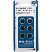 Analog Stick Cover for PlayStation Vita (Black) (Japan)