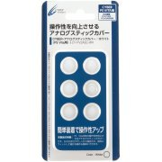 Analog Stick Cover for PlayStation Vita (White) (Japan)