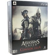 Assassin's Creed Connor Saga [Limited Complete Edition] (Japan)