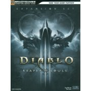 Diablo III: Reaper of Souls Official Strategy Guidebook (US)