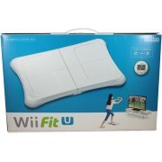 Wii Fit U Wii Balance Board + Fit Meter Set (White & Green) (Japan)