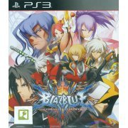 BlazBlue: Chrono Phantasma (English) (Asia)