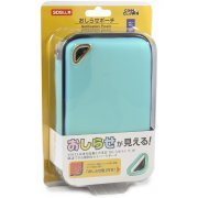 Oshirase Pouch for 3DS LL (Mint) (Japan)