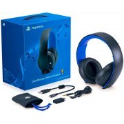 PlayStation Gold Wireless Stereo Headset (US)