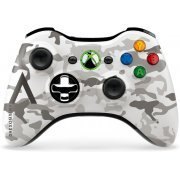 Xbox 360 Wireless Controller SE (Arctic Camouflage) (Japan)