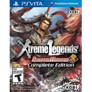 Dynasty Warriors 8: Xtreme Legends Complete Edition (US)