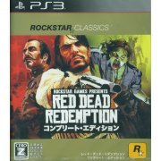 Red Dead Redemption: Complete Edition [Rockstar Classics] (Japan)