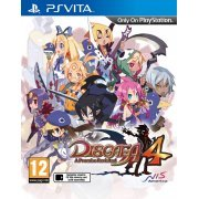Disgaea 4: A Promise Revisited (Europe)