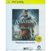 Assassin's Creed III: Liberation (Playstation Vita the Best) (English) (Asia)