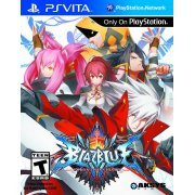 BlazBlue: Chrono Phantasma (US)