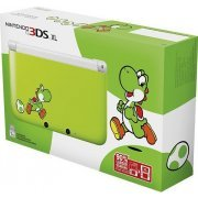 Nintendo 3DS XL Yoshi Special Edition (Green) (US)