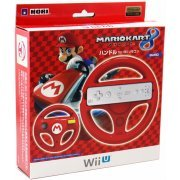 Mario Kart 8 Handle for Wii Remote Controller (Mario) (Japan)
