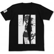 Kill la Kill T-Shirt Black S: Matoi Ryuko (Re-run) (Japan)