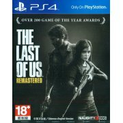The Last of Us Remastered (Chinese & English Sub) (Asia)