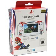 Silicon Cover for Wii U GamePad (Mario Kart 8 Type A) (Japan)