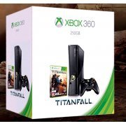 Xbox 360 Slim Console (250GB) [Titanfall Bundle Set] (Asia)