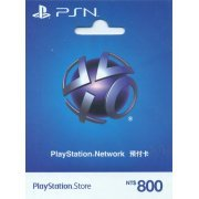 PlayStation Network Card (NTD$ 800 / for Taiwan Network Only) (Taiwan)