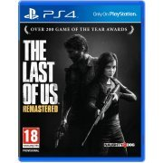 The Last of Us Remastered (Europe)